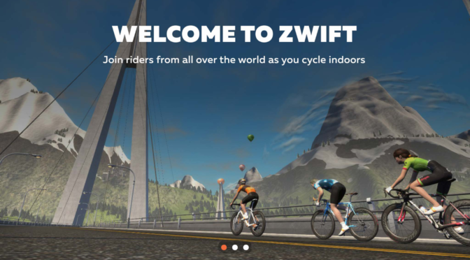 Sideload Zwift on NVIDIA Shield